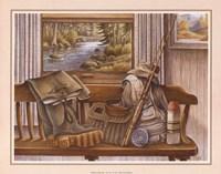 Fishing Gear Fine-Art Print