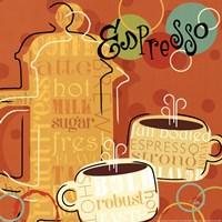 Funky Brew I Fine-Art Print