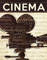 Cinema I Fine-Art Print