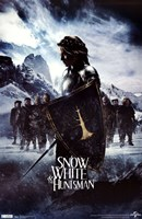 Snow White - Shield Wall Poster