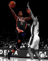Monta Ellis 2011-12 Spotlight Action Fine-Art Print