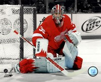 Jimmy Howard 2011-12 Spotlight Action Fine-Art Print