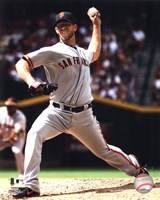Madison Bumgarner 2012 Action Fine-Art Print