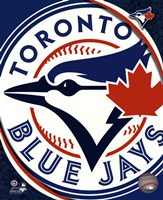 Toronto Blue Jays 2012 Team Logo Fine-Art Print