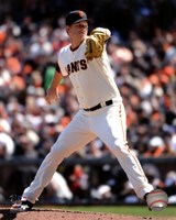 Matt Cain 2012 Action Fine-Art Print