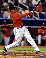 Giancarlo Stanton 2012 Action Fine-Art Print