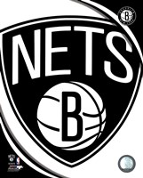 Brooklyn Nets 2012 Team Logo Fine-Art Print
