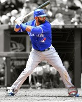 Jose Bautista 2012 Spotlight Action Fine-Art Print