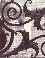 Architectural Paris II Fine-Art Print