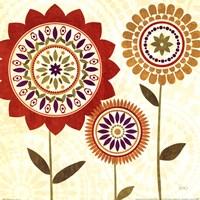 Fall Flowers I Fine-Art Print