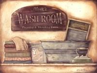 Wash Room Fine-Art Print