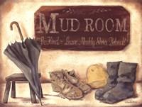 Muddy Shoes Fine-Art Print