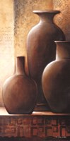 Vase Trio II Fine-Art Print