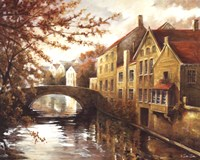 Along The Waterway Fine-Art Print