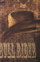 Bull Rider Fine-Art Print