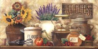 Antique Kitchen Fine-Art Print