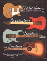 My Guitar Fine-Art Print