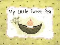 My Little Sweet Pea Fine-Art Print