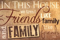 Family & Friends Fine-Art Print