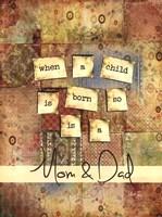 Mom & Dad Fine-Art Print