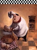 Master Chef Fine-Art Print