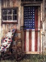 American Rocker Fine-Art Print