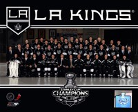 Los Angeles Kings 2012 NHL Stanley Cup Champions Team Photo Fine-Art Print