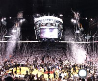 American Airlines Arena Game 5 of the 2012 NBA Finals Fine-Art Print