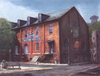 Lancaster Malt Brewing Company Fine-Art Print