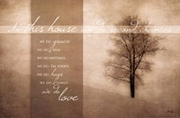 In This House Fine-Art Print