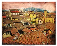 Bird's-eye Italy I Fine-Art Print