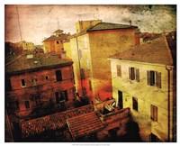 Bird's-eye Italy II Fine-Art Print