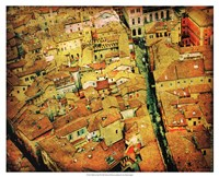 Bird's-eye Italy III Fine-Art Print