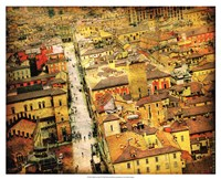 Bird's-eye Italy IV Fine-Art Print