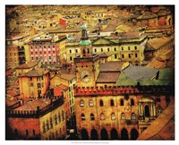 Bird's-eye Italy V Fine-Art Print