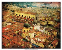 Bird's-eye Italy VI Fine-Art Print