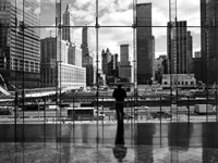 Looking At Ground Zero Fine-Art Print