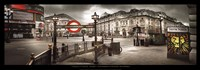 Piccadilly Circus, London Fine-Art Print