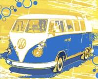 Vintage VW Bus Fine-Art Print