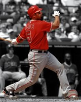 Albert Pujols 2012 Spotlight Action Fine-Art Print