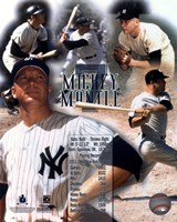 Mickey Mantle Legends Fine-Art Print