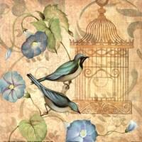 Spring's Song I Fine-Art Print