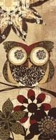 Owls Wisdom I Fine-Art Print