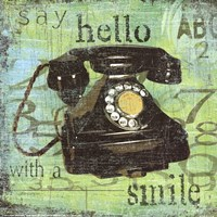 Hello With A Smile Fine-Art Print