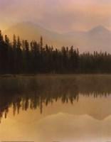 Twilight Reflection I Fine-Art Print