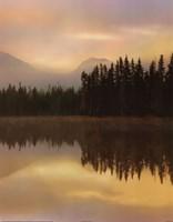 Twilight Reflection II Fine-Art Print