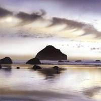 Twilight On The Coastline Fine-Art Print