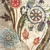 Royal Tapestry I Fine-Art Print