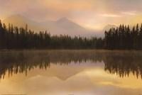 Twilight Reflection Fine-Art Print