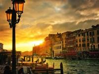 Venice in Light IV Fine-Art Print